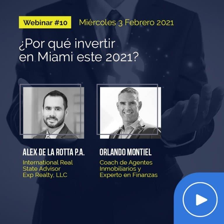Webinar #10 Orlando Montiel